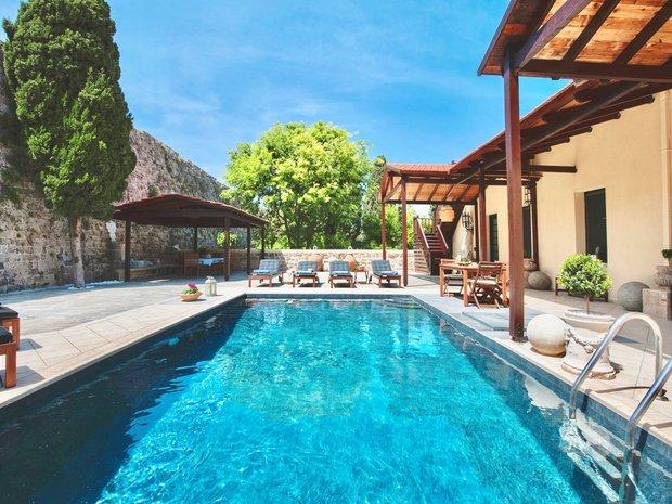House in Rhodes, Greece 1
