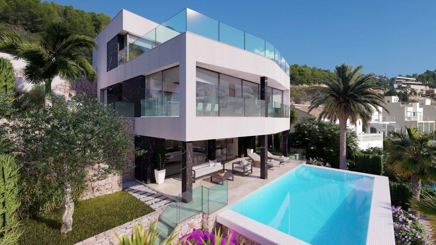 House in Calp, Valencian Community, Spain 1