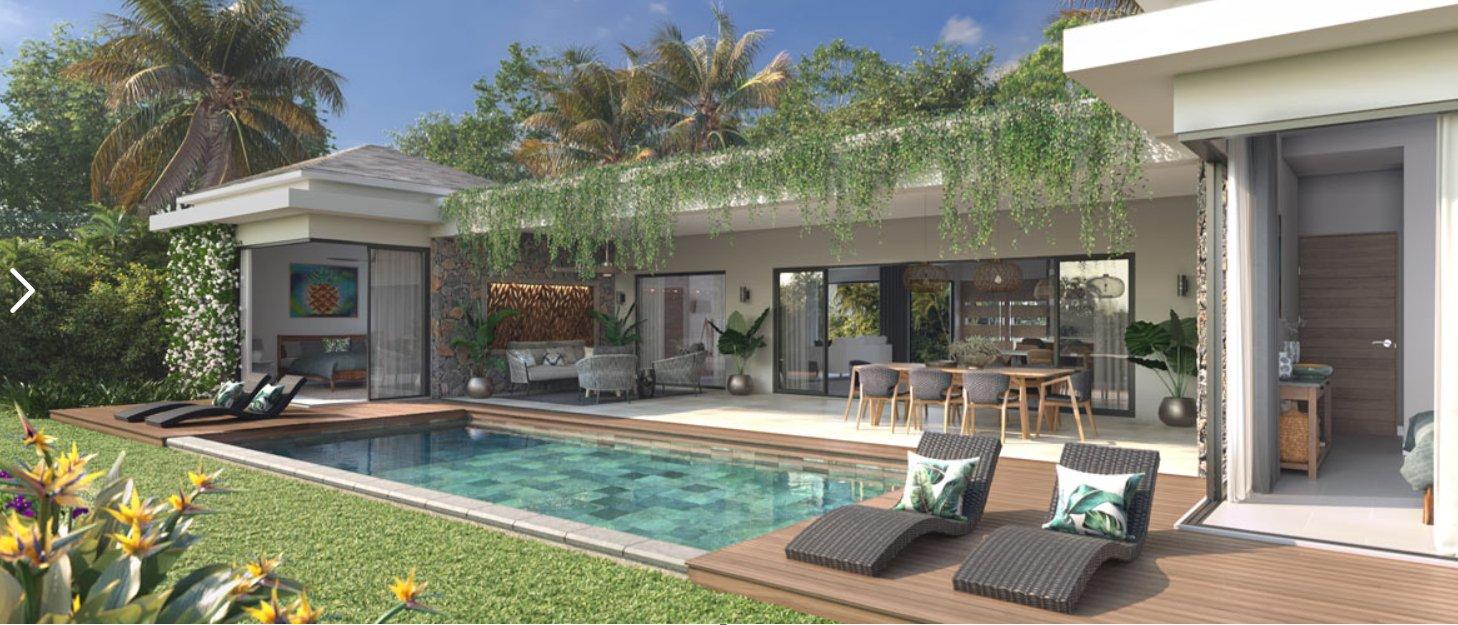 House in Cascavelle, Rivière Noire District, Mauritius 1