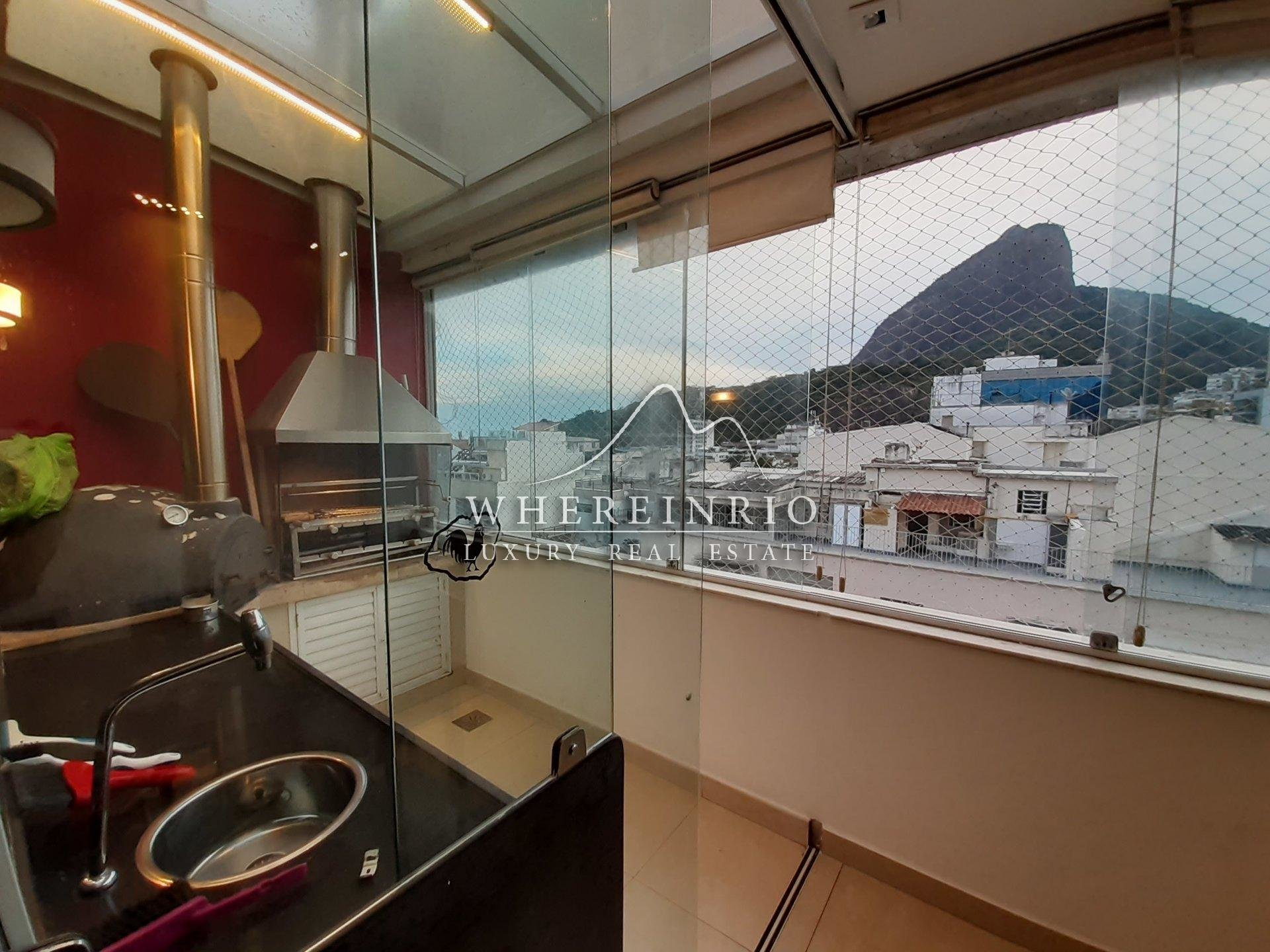 Wohnung in Rio de Janeiro, Brasilien 1