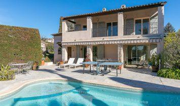 Villa in Cagnes-sur-Mer, Provence-Alpes-Côte d'Azur, France 1