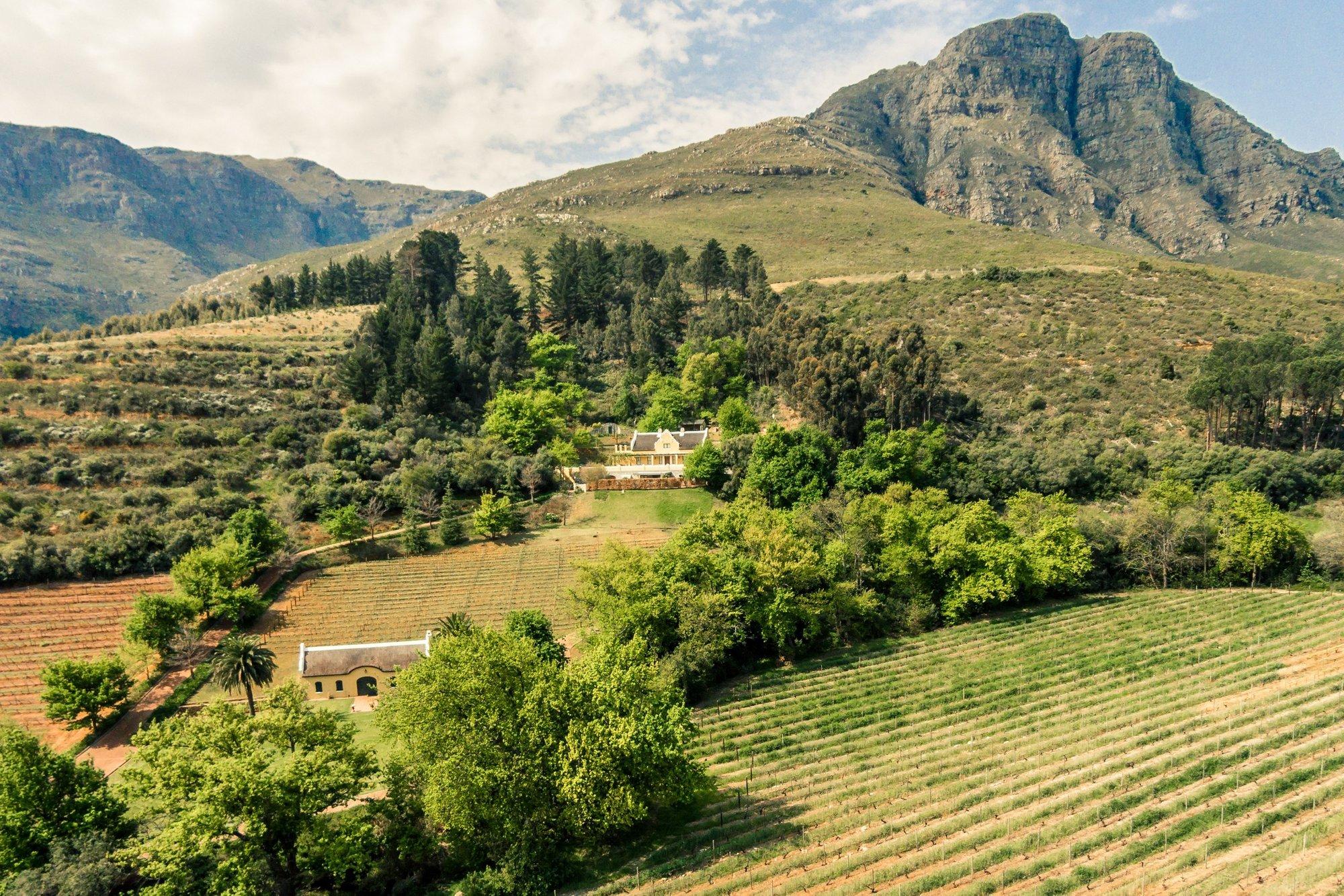 Farm Ranch in Stellenbosch, Western Cape, South Africa 1 - 1002088