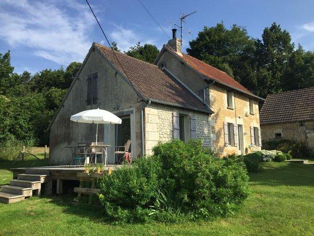 Farm Ranch in Saint-Mard-de-Réno, Normandy, France 1