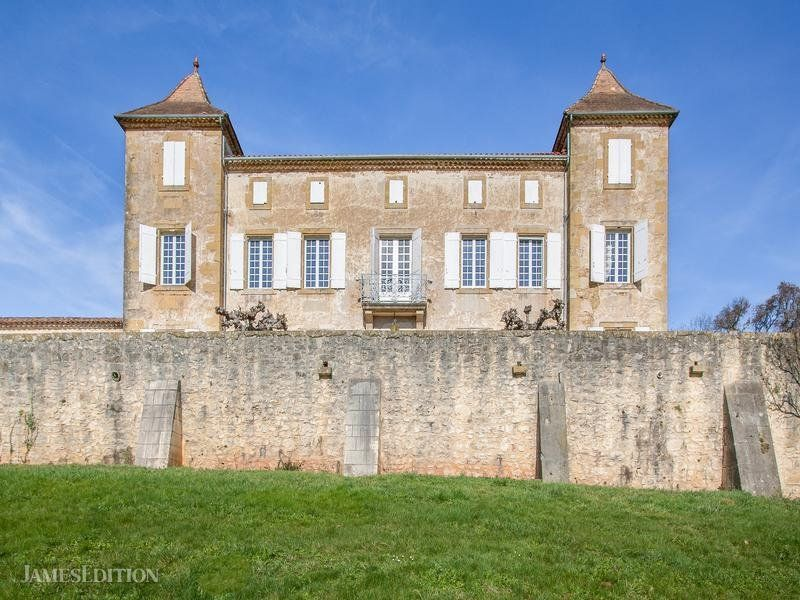 Chateau in Condezaygues, Nouvelle-Aquitaine, France 1