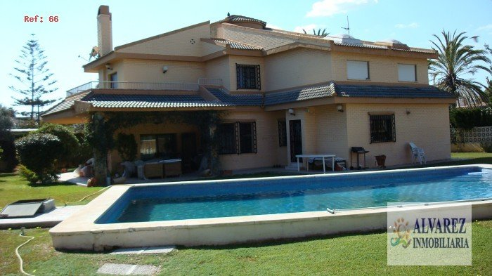 Villa in Málaga, Andalusia, Spain 1