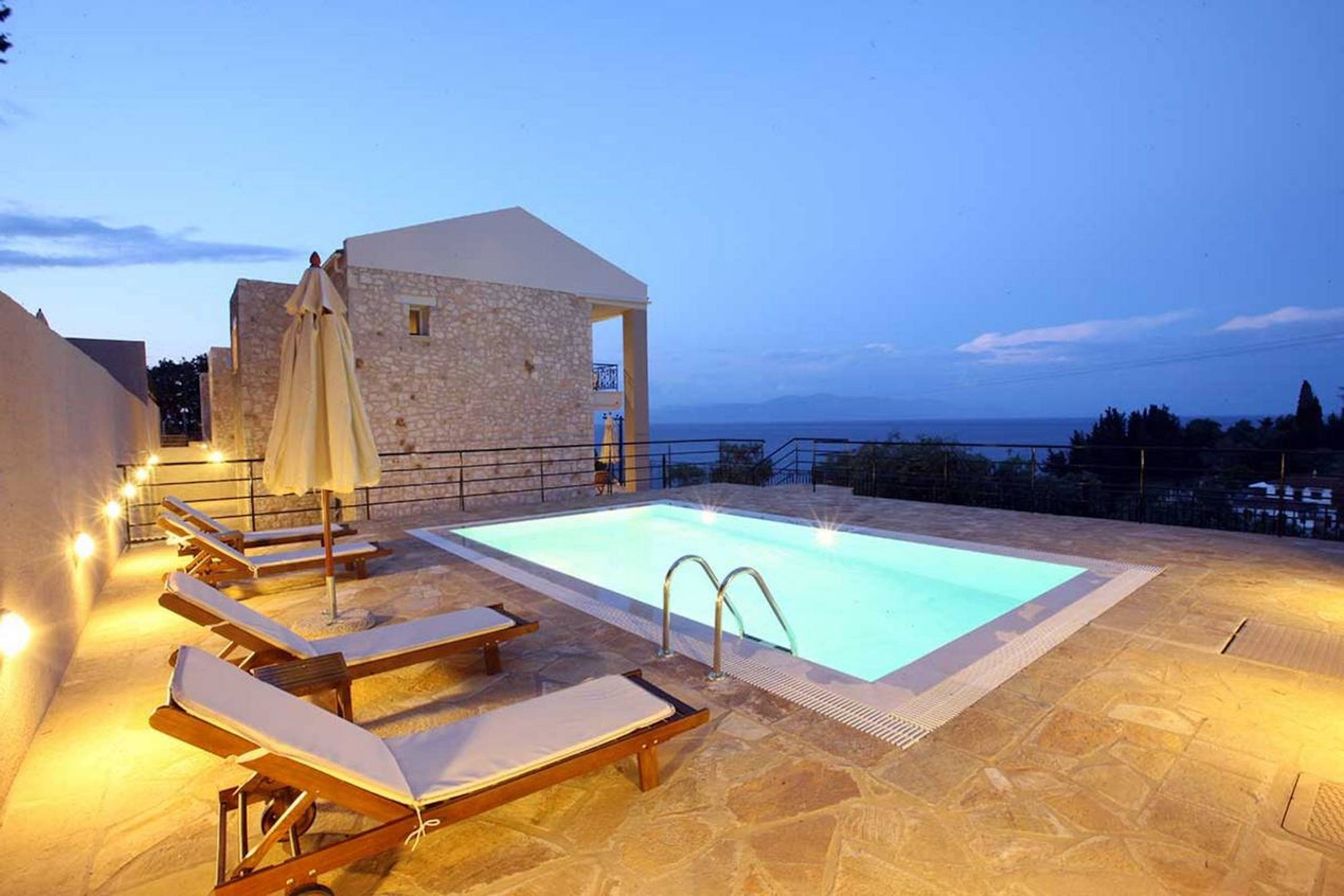 House in Longos, Greece 1