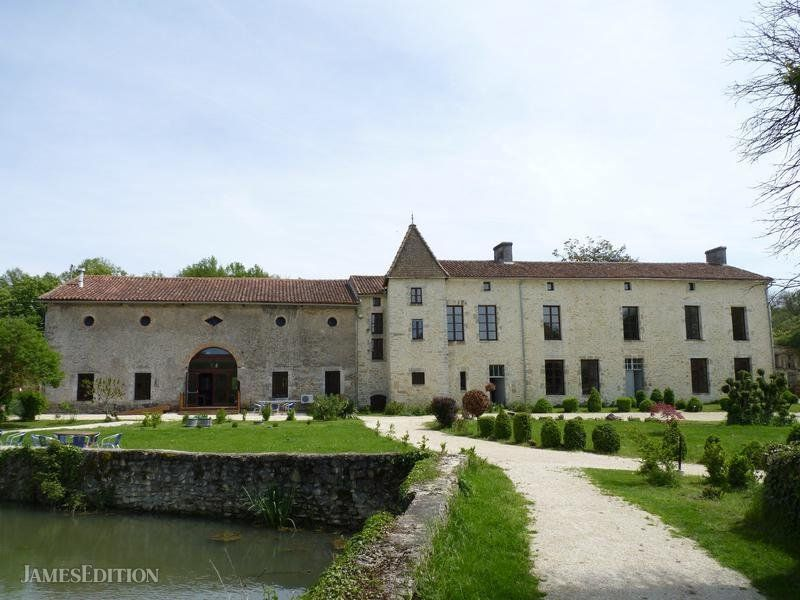 Chateau in Nieuil, Nouvelle-Aquitaine, France 1