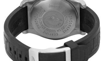 Breitling Chrono Avenger M1 E73360, Arabic Numerals, 2007, Good, Case material Titanium