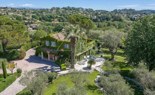 House in Mougins, Provence-Alpes-Côte d'Azur, France