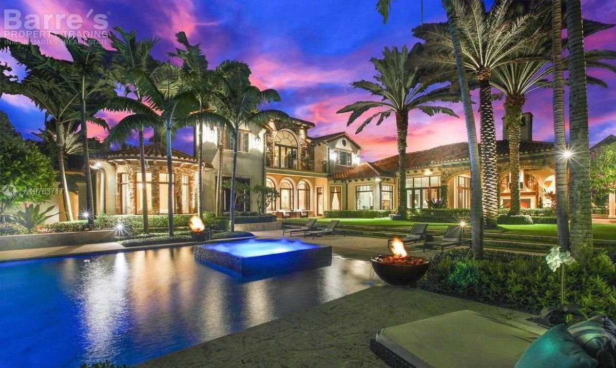 Villa in Miami, Florida, United States 1