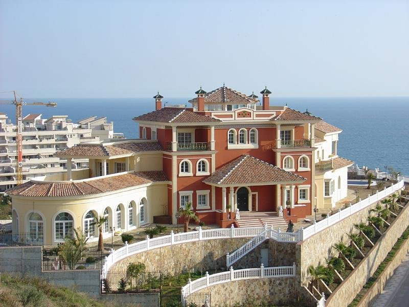 Villa in Benalmádena, Andalusia, Spain 1 - 10848103