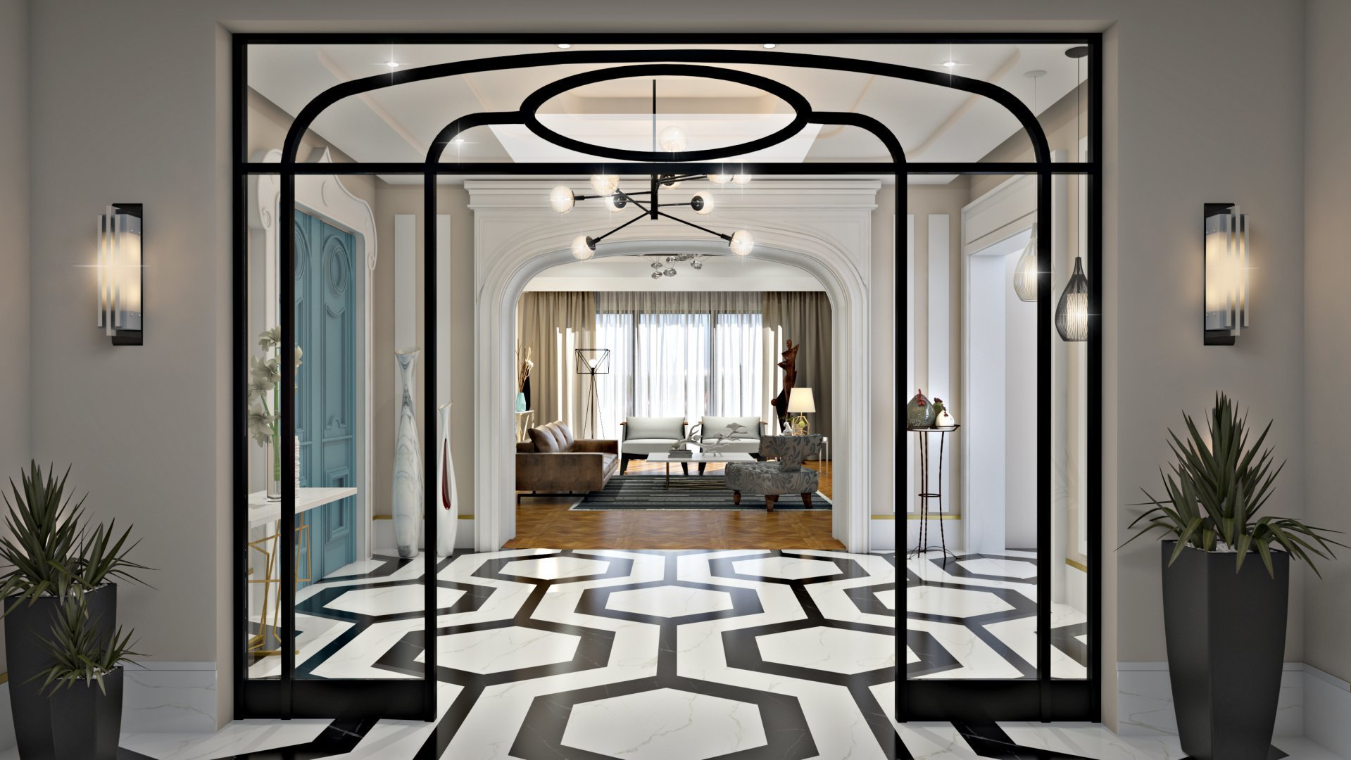 Villa in Dubai, Dubai, United Arab Emirates 1 - 10826768