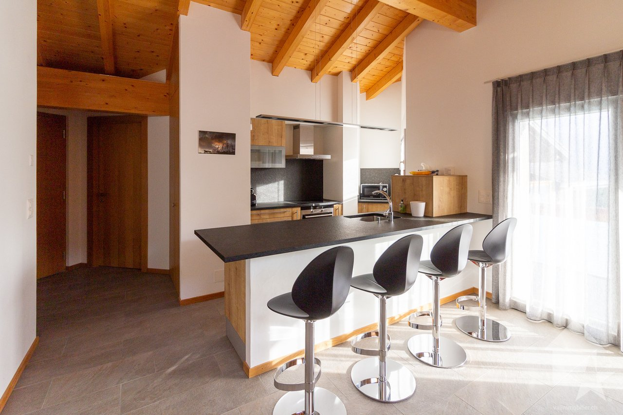 Apartment in Arbaz, Valais, Switzerland 1