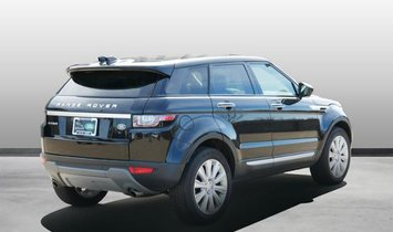 2018 Land Rover Range Rover Evoque 5 Door HSE