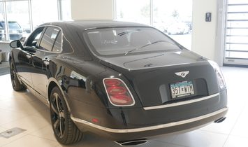 2016 Bentley Mulsanne 4dr Sdn Speed