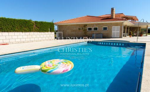 Villa in Povoa de Varzim, Porto District, Portugal