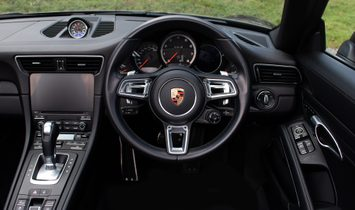 2017 Porsche  911 Turbo S (991.2)