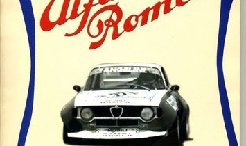 1965 Alfa Romeo 1600 GTA CV