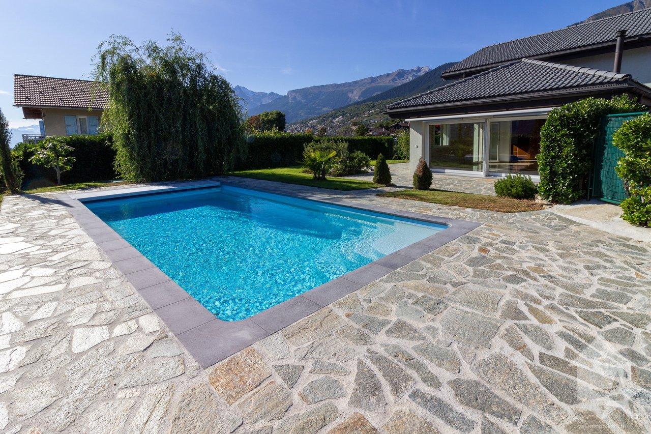 Villa in Grimisuat, Valais, Switzerland 1