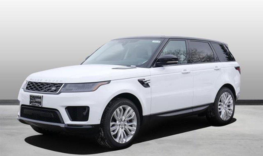 2020 Land Rover Range Rover Sport PHEV HSE