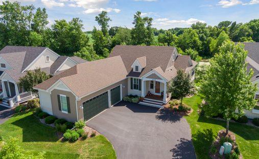 House in Hugo, Minnesota, United States