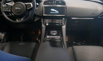 2018 Jaguar F-PACE 25t Prestige AWD