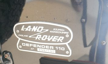 1993 Land Rover Defender 110 5dr Wagon