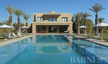 Villa in Menara, Marrakesh-Safi, Morocco 1
