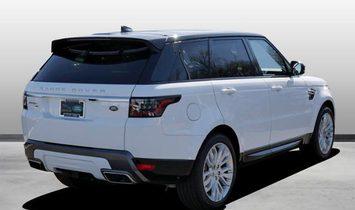 2020 Land Rover Range Rover Sport Turbo i6 MHEV HSE