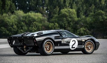 2016 Shelby  GT40 MKII 50th Anniversary Le Mans Edition