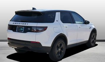 2020 Land Rover Discovery Sport S 4WD