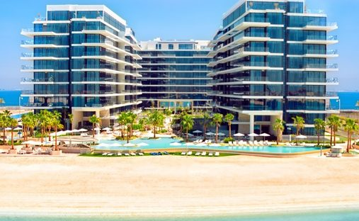 Apartment in The Palm Jumeirah, Dubai, United Arab Emirates