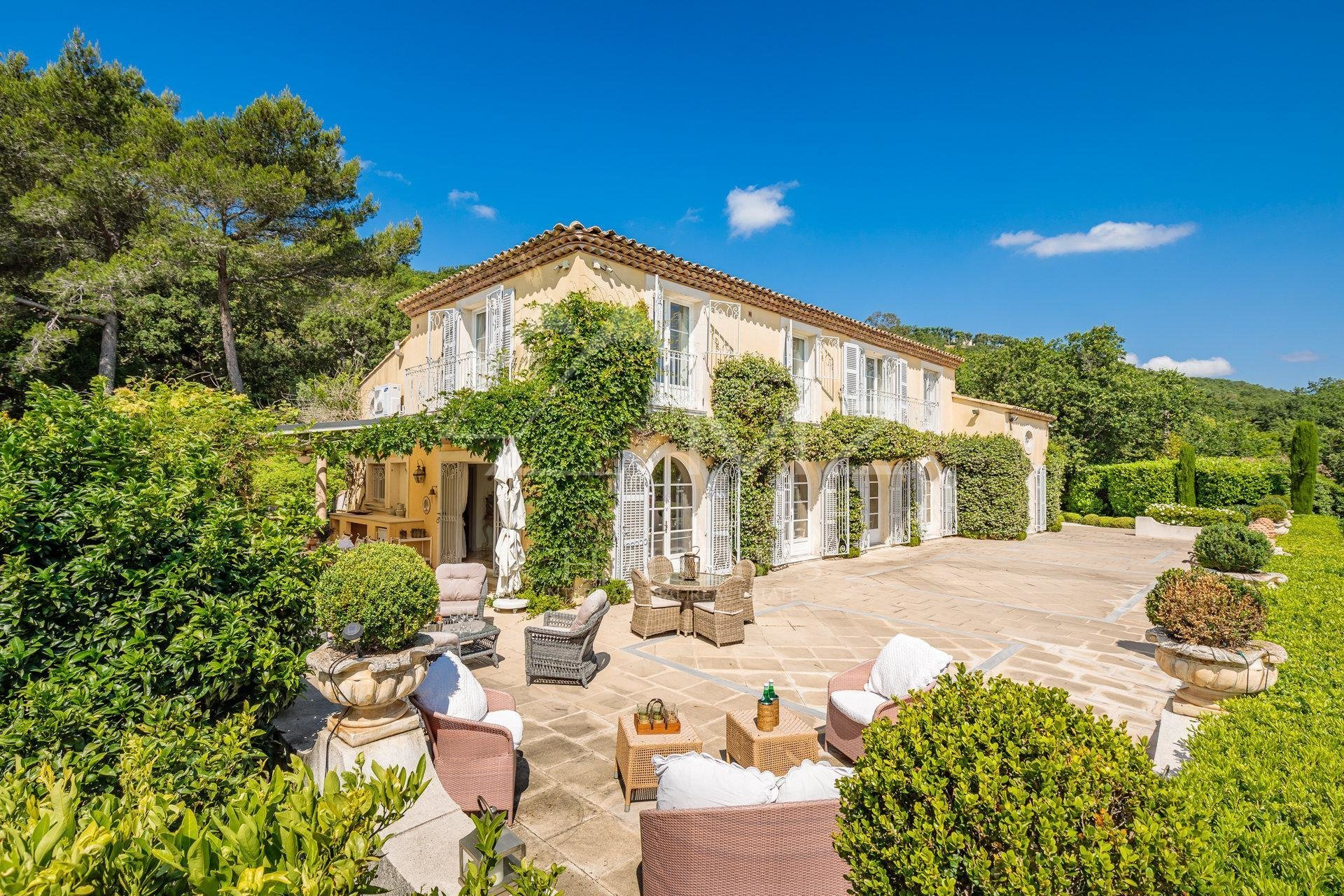 House in Gassin, Provence-Alpes-Côte d'Azur, France 1 - 10651709