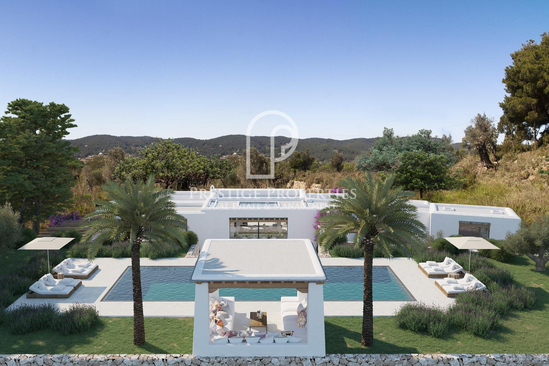 Villa in Sant Joan de Labritja, Balearic Islands, Spain 1