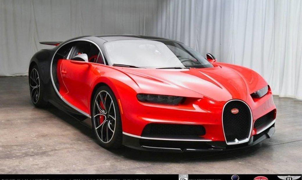 2019 Bugatti Chiron in South Houston, TX, United States for sale (10807563)