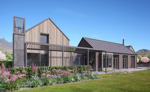 House in Frankton, Otago, New Zealand