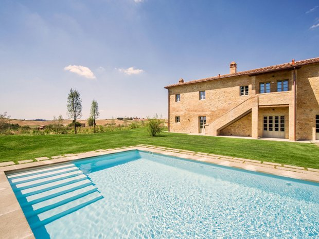House in Montaione, Tuscany, Italy 1