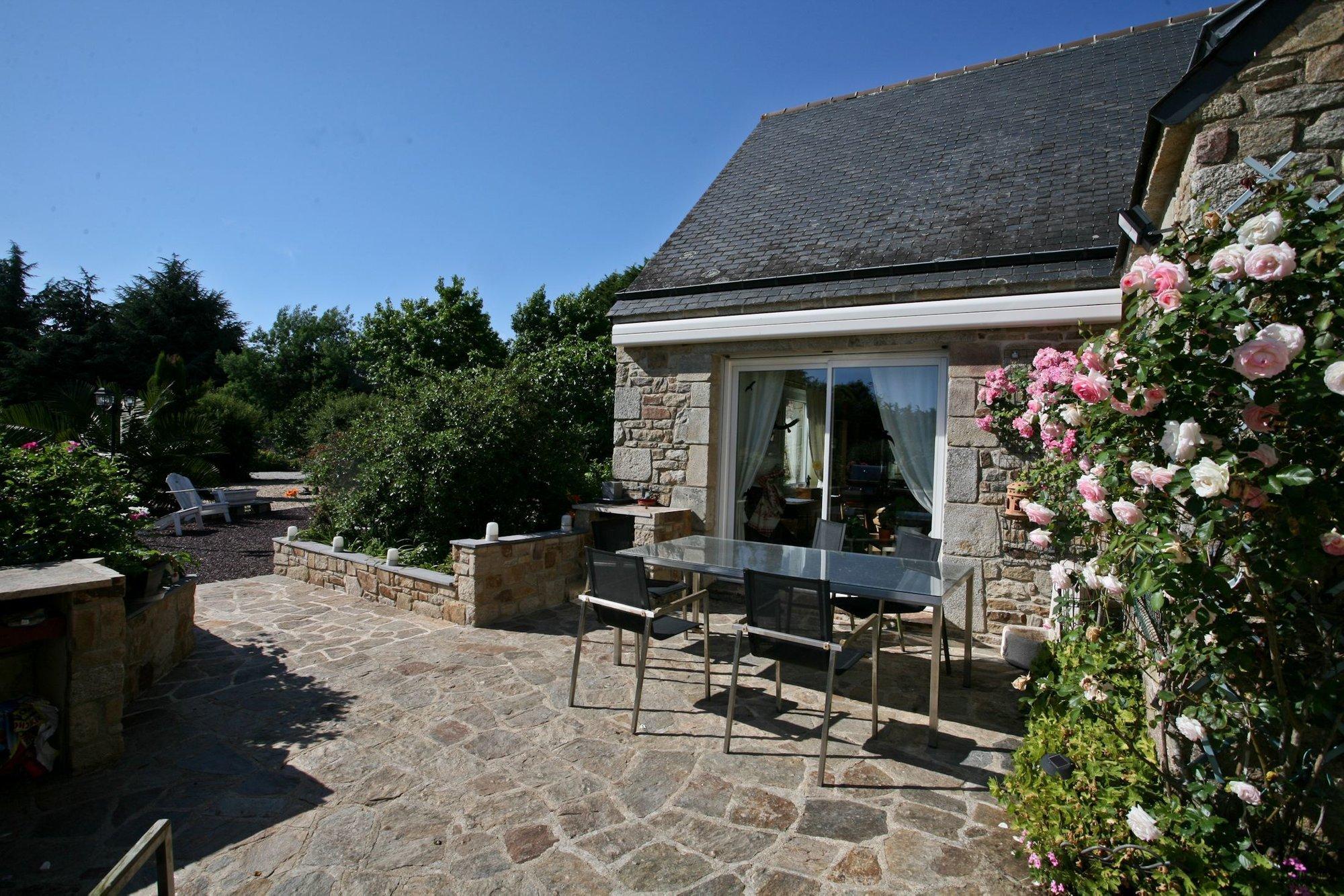 House in Larmor-Baden, Brittany, France 1