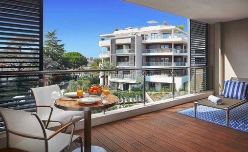 Apartment in Cap d'Antibes, Provence-Alpes-Côte d'Azur, France