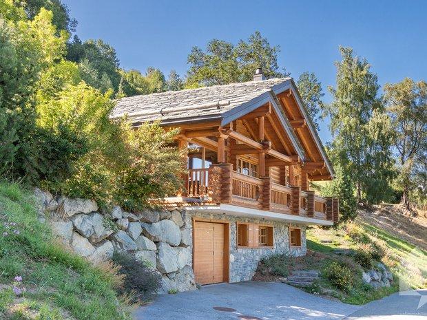 Chalet in Nendaz, Valais, Switzerland 1