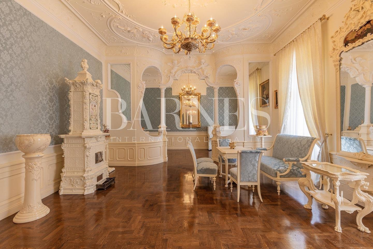Apartment in District XIII., Hungary 1