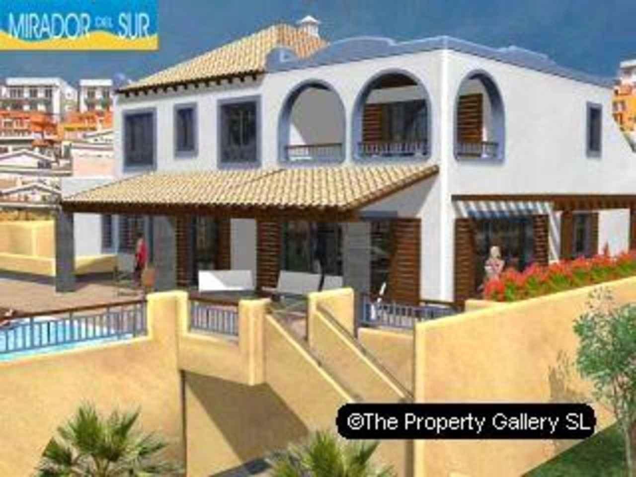 Villa in Costa Adeje, Canary Islands, Spain 1