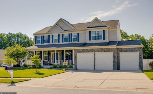 House in Severn, Maryland, United States