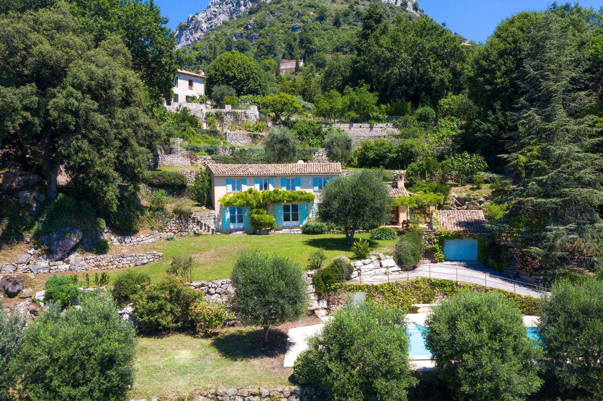 House in Vence, Provence-Alpes-Côte d'Azur, France 1 - 11029307