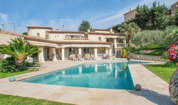 Villa in La Gaude, Provence-Alpes-Côte d'Azur, France 1