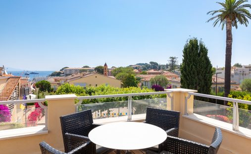 House in Villefranche-sur-Mer, Provence-Alpes-Côte d'Azur, France