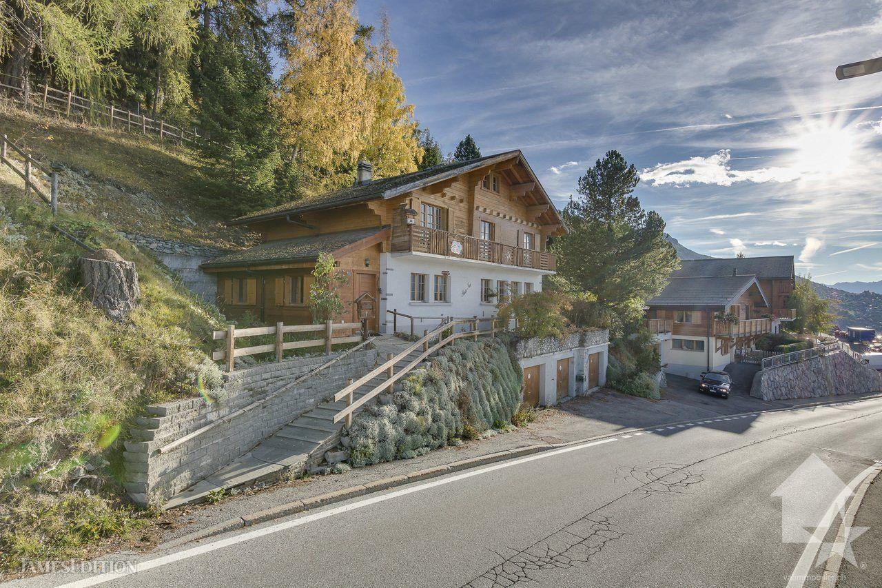 Chalet in Veysonnaz, Valais, Switzerland 1