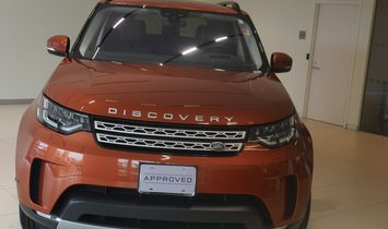 2018 Land Rover Discovery HSE Luxury V6 Supercharged