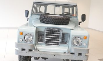1974 Land Rover Series III 88