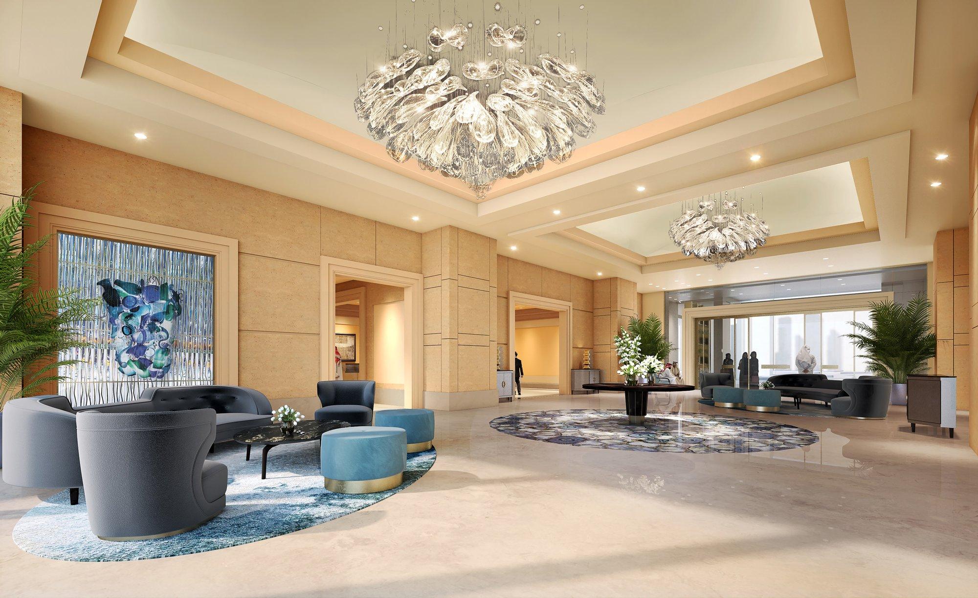 Marsa Arabia Island 2 Bedroom Apartment Type P in Doha ...